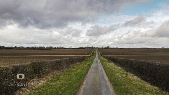 The Wolds in Early Spring