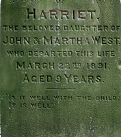 Harriet West